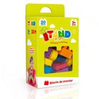 Blocos de Montar Tand Kids 20 Peças - Toyster