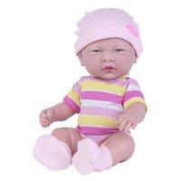 Boneca Sweet Reborn Papinha - Cotiplás