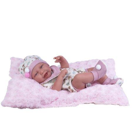 Boneca Anny Doll Baby Macacão - Cotiplás
