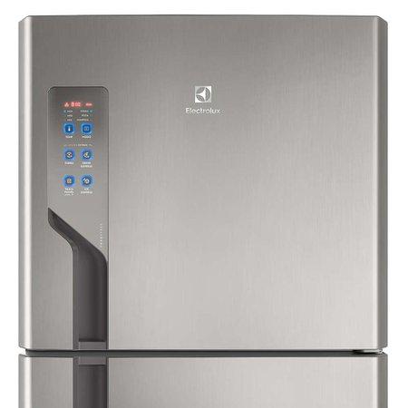 Refrigerador Electrolux Top Freezer 474L Platinum TF56S