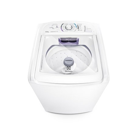 Máquina de Lavar Electrolux Essencial Care 13kg Branco 110V LES13