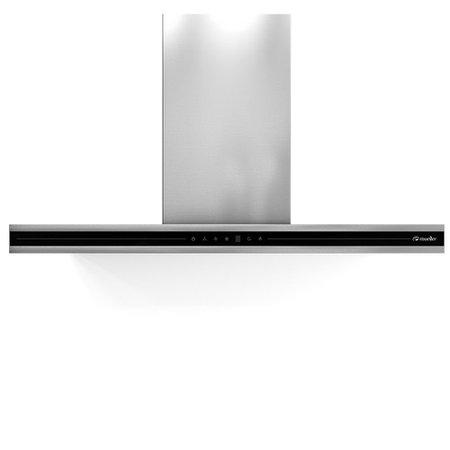 Coifa de Parede Mueller Plana 90cm MCF0190G1