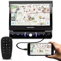 DVD Player Automotivo Pósitron SP6730DTV 1 Din 7