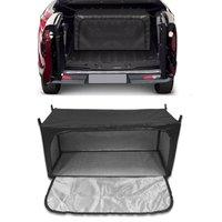 Bolsa de Caçamba Vertical FIAT Toro 2016 a 2018 Preta Capacidade 230L Ziper Duplo Encaixe Simples