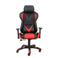 Cadeira Gamer Pelegrin Pel-3015 Preta E Vermelha