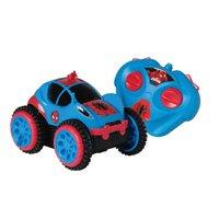 Carro Controle Remoto 3 Funções Cambalhota Spider Man - Candide