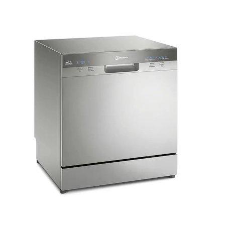 Lava-Louças Electrolux 8 Serviços LL08S Inox 24561WBC185