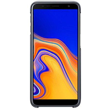 Capa Protetora Samsung Galaxy J6 Plus Degradê Original Preta