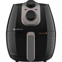 Fritadeira Elétrica Cook Fryer 2.6L Preta 1250W Cadence
