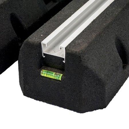 Suporte de Borracha para Condensadora Gallant 450mm