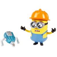 Figura Minions Barulhentos e Bagunceiros Dave - Mattel