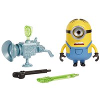 Figura Minions Barulhentos e Bagunceiros Stuart - Mattel