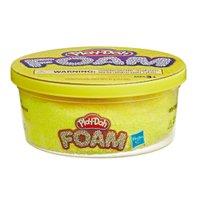 Play Doh Mundo de Texturas Foam Amarelo - Hasbro