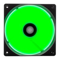 Ventoinha Pichau Gaming Feather X Led Verde, PG-FX120-GREEN