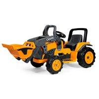 Brinquedo Escavadeira John Deere Construction Loader Amarelo IGOR0093