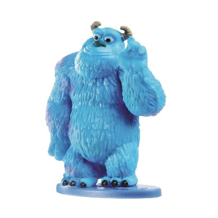 Mini Figura Pixar Monstros S.A Sulley - Mattel