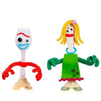 Toy Story Conjunto de Figuras Forky e Karen - Mattel