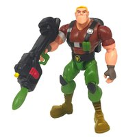 Power Players Figura Articulada 12 Cm Sarge - Sunny