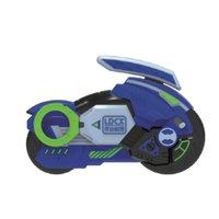 Moto Lançadora Fly Wheels Simples Azul - Candide