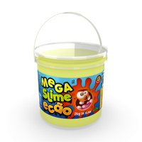 Mega Slime Ecão 2 Kg Amarelo - DTC