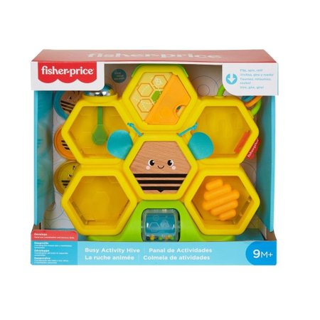 Fisher Price Colmeia Divertida de Atividades - Mattel