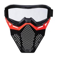 Máscara Nerf Rival Vermelha - Hasbro