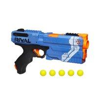 Lançador Nerf Rival Kronos XVIII-500 Azul - Hasbro