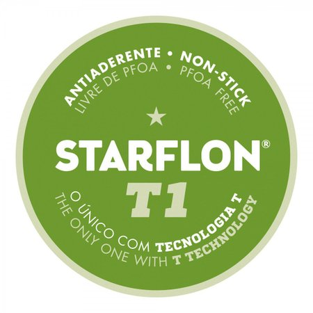Caldeirão Tramontina Paris Alumínio Revestimento Antiaderente Starflon T1 Grafite 16 cm 2,1 L Tramontina