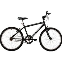 Bicicleta Aro 26 Passeio Stroll - Preto