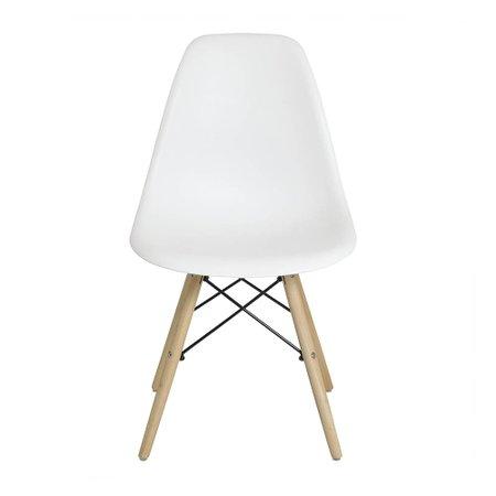 Cadeira Eiffel Mor Branca