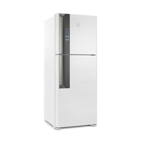 Refrigerador Electrolux Inverter Top Freezer 431L Branco 110V IF55