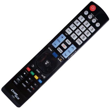 Controle Tv Lcd Led Lg Akb73615319 026-7361 C01281