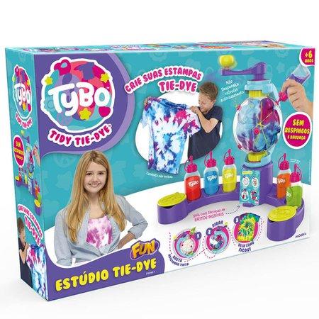 Estúdio Tie-Dye Kit Tybo - Fun Divirta-se