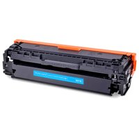 Toner CF-501X 202X marca Premium* substituição p/ M281 M281nw M280 M280nw M254dn M254dw Ciano 2.500