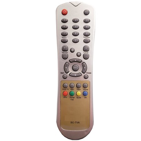 Controle Remoto TVA Digital 026-8081 C01062