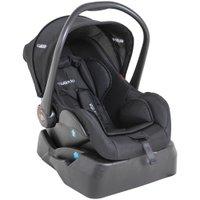 Bebê Conforto Kiddo Quantum Casulo Click Melange Preto + Base