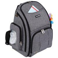 Mochila Maternidade Safety 1ST Back Pack Grey - IMP91550