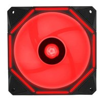 Ventoinha Pichau Gaming Wave 120R Led Vermelho, PGW120-RED
