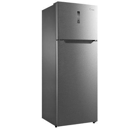 Refrigerador Midea 480l 2 Portas Degelo Automático Inox 220V MD-RT507FGA042