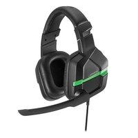 Fone de Ouvido Headset Gamer Multilaser Askari P2 Xbox Verde Warrior - PH291