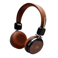 Fone Bluetooth C3tech PH-B600BW Marrom