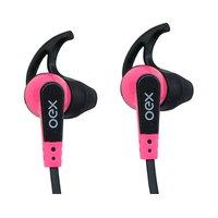 Fone C/microfone Oex Sprint FN206 Rosa
