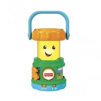 Fisher Price Lanterna de Acampamento Divertido Aprender e Brincar - Mattel