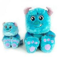 Pelúcia Disney Sulley Big Feet Monstros SA 45 cm - Fun Divirta-se