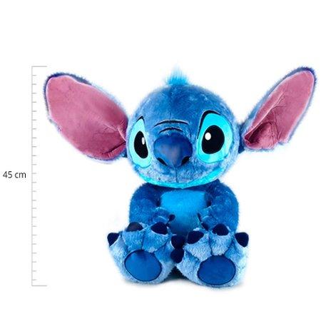 Pelúcia Disney Stitch Big Feet 45 cm - Fun Divirta-se