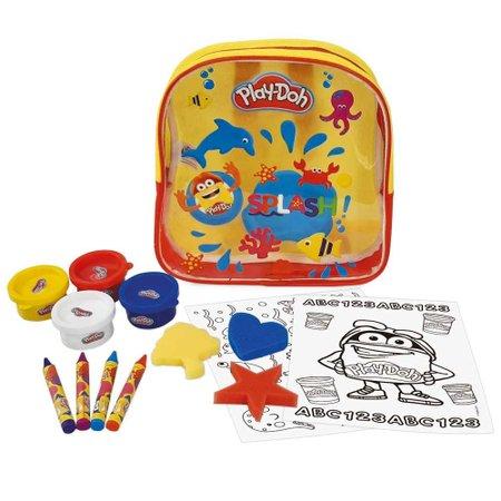 Play Doh Mochila Criativa de Atividades - Fun Divirta-se