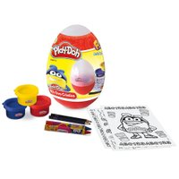 Play Doh Kit Ovo Criativo - Fun Divirta-se