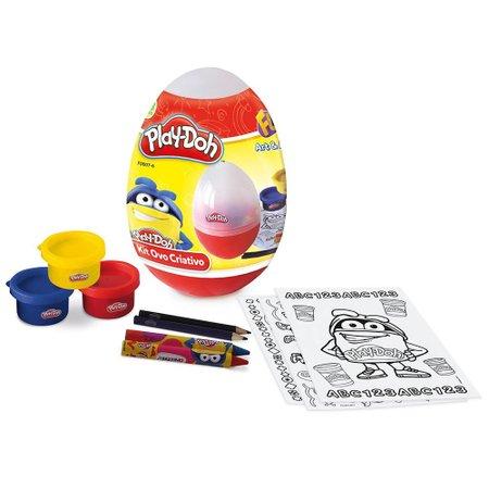 Play Doh Kit Ovo Criativo - Fun Divirta-se