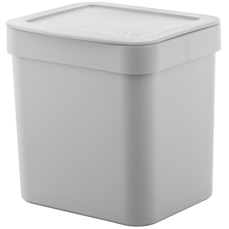 Lixeira 4,7 litros Trium OU Branco