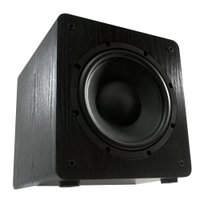 Subwoofer ativo para Home Theater Wave Sound WSW10 200watts RMS 10